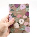 Planner A.Craft – Mini não datado – Floral fendi2