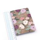 Planner A.Craft – Mini não datado – Floral fendi8