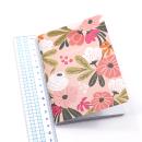 Planner A.Craft – Mini não datado – Floral pêssego9