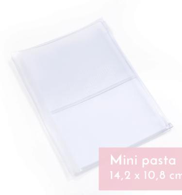 Planner A.Craft – Mini pasta plástica com zíper (2)