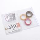 Planner A.Craft – Mini pasta plástica com zíper2