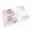 Planner A.Craft – pasta plástica com zíper – Estampa Fleur4