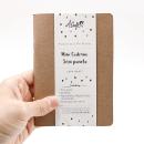Planner A.craft – Mini bloco caderno sem pauta capa kraft2