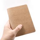 Planner A.craft – Mini bloco caderno sem pauta capa kraft5