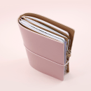 Kit planner A.Craft 2019 completo – Capa rosa millennial 1