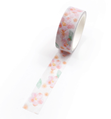 Washi-tape-–-Sakura---Watercolor