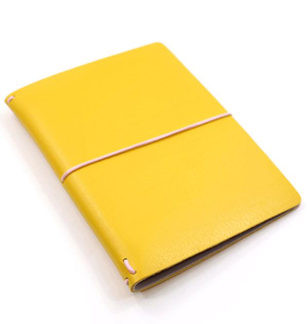 Planner A.Craft – Capa Limão Siciliano (para 4 blocos)