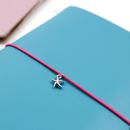 Acessório para planner A.Craft – Pingente prata – Estrela do mar3