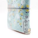 Planner A.Craft – Capa Mint – Estampa jardim silvestre (para 4 blocos)5
