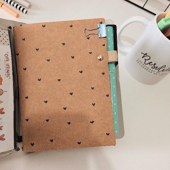 Idéias para customizar seu planner + freebie para baixar