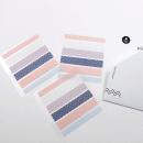 Adesivo decorativos – Plain deco tape – Quadriculado (2)