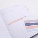 Adesivo decorativos – Plain deco tape – Quadriculado (3)
