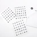 Adesivo funcionais – Plain deco ícone – Planos 2