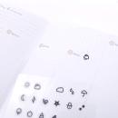 Adesivo funcionais – Plain deco ícone – Planos 3