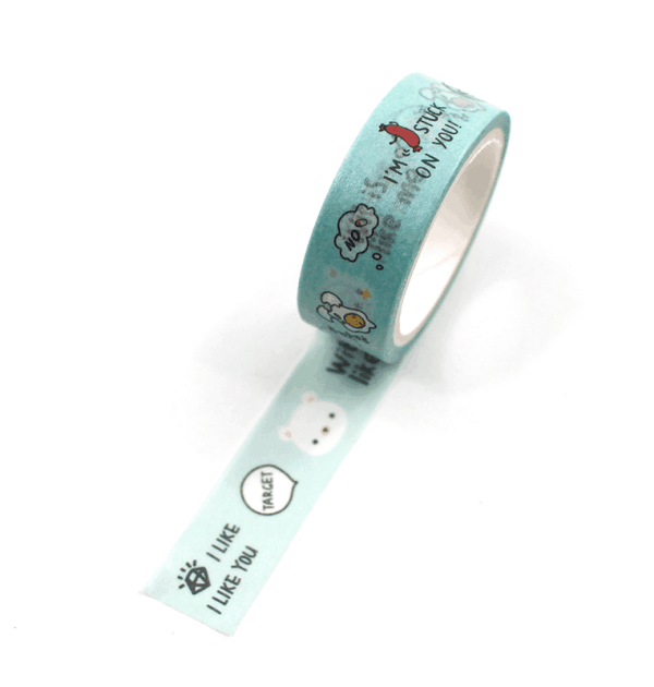 Washi tape – A little thing