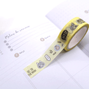 Washi tape – Be in the now (4)