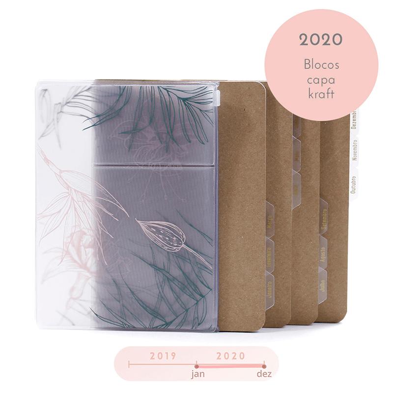 Kit planner A.Craft [+elegante] para o ano de 2020