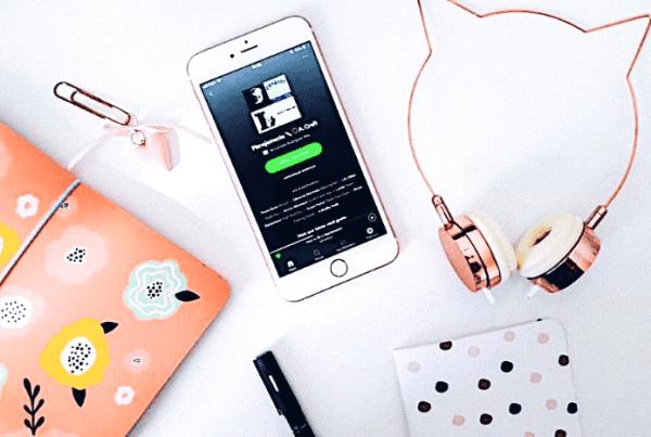 Os benefícios da música no seu planejamento + produtividade