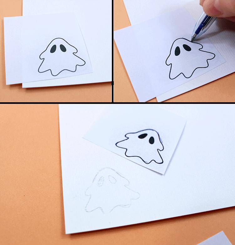 03-transfira o desenho para o papel grosso