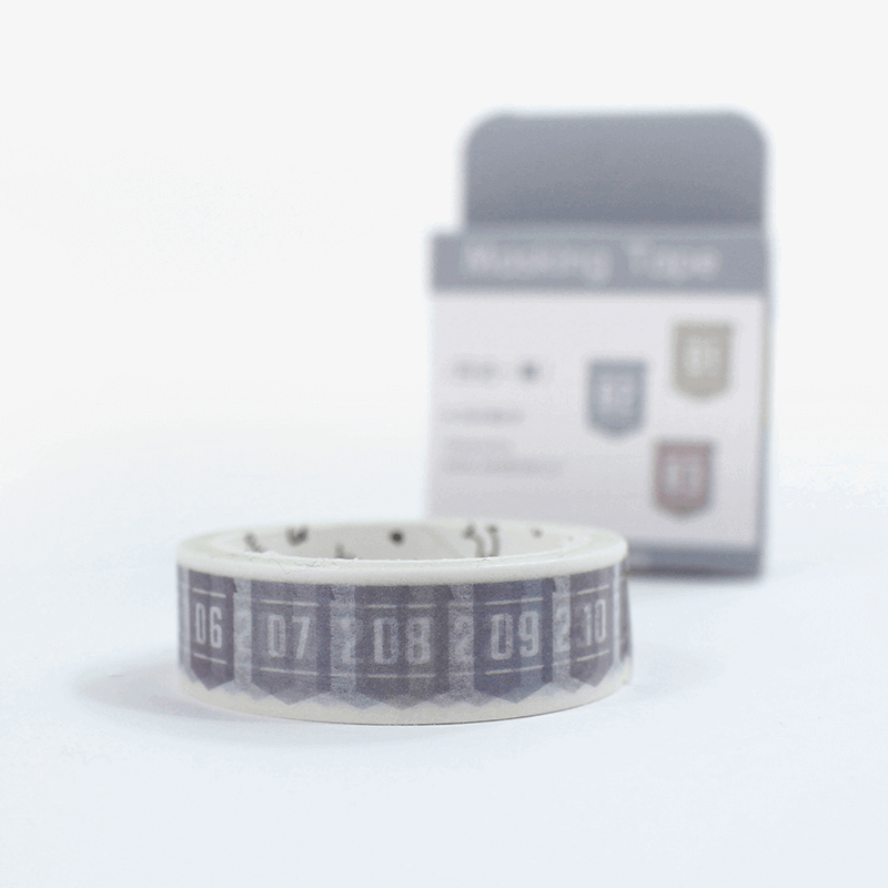 Washi tape - Flag and Day