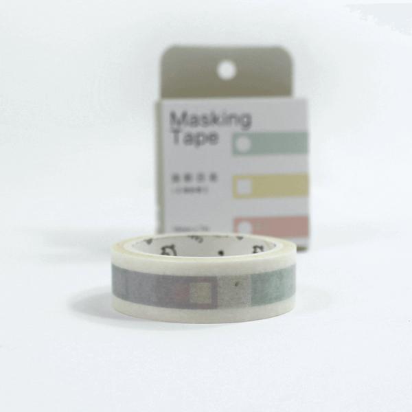 Washi tape - Check List