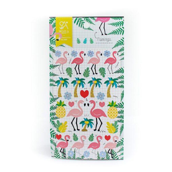 Adesivos - Flamingo