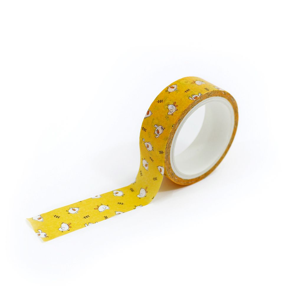 Washi tape - Duck