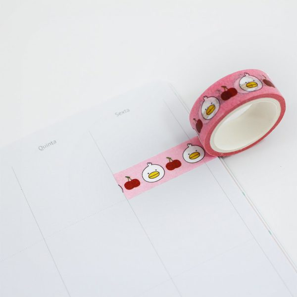Washi tape - Duck and Cherry