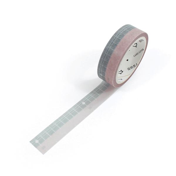 Washi tape - Ruler