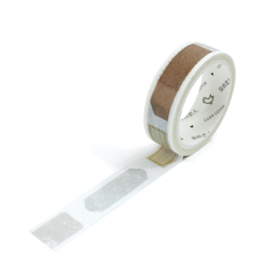 Washi tape - Tags